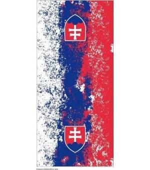 Buff Original Slovak Flag Šatka