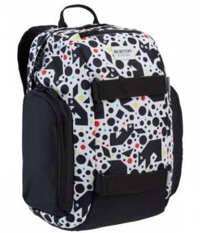 Burton Kids' Metalhead 18L Backpack Tangranimals Print