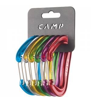 Camp Nano 22 Rack Pack Set 6ks karabín