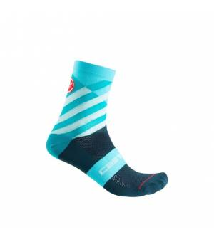 Castelli Talento Sock Multicolor Light Turquoise ponožky