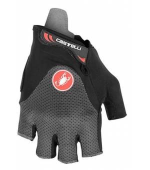 Castelli Arenberg Gel 2 M Black/Grey cyklistické rukavice