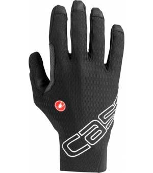Castelli Unlimited LF M Black cyklistické rukavice
