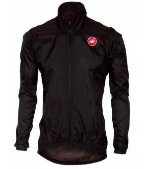 Castelli Squadra Er M Jacket Black bunda