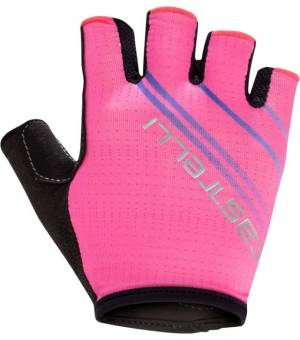 Castelli Dolcissima W Pink/Black Cyklistické rukavice