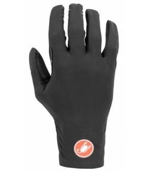 Castelli Lightness 2 M Black cyklistické rukavice