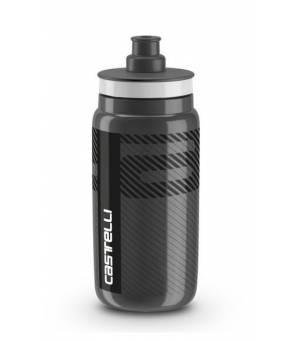 Castelli Water Bottle Anthracite cyklistická fľaša 550 ml
