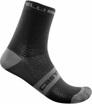 Castelli Superleggera T 12 M Black cyklistické ponožky