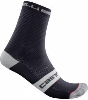 Castelli Superleggera T 12 M Savile Blue cyklistické ponožky