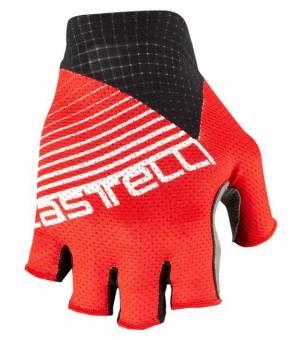 Castelli Competizione Red cyklistické rukavice