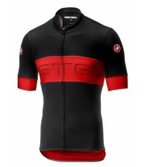 Castelli Prologo Vi Jersey M Black/Red/Black cyklodres