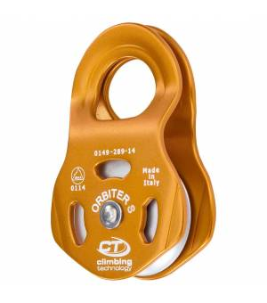 Climbing Technology Orbiter S orange kladka