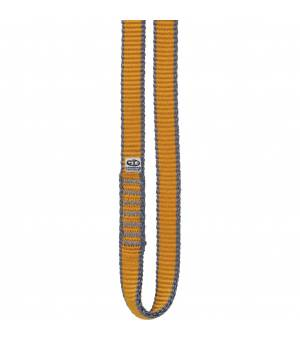 Climbing Technology Looper PA 120cm gold/grey slučka