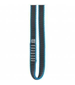 Climbing Technology Looper PA 60cm anthracite/light blue slučka