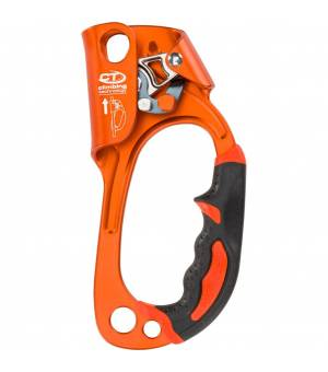 Climbing Technology Quick Up Plus Right orange blokant