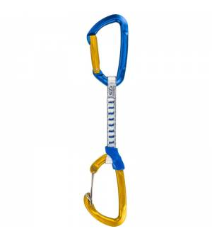 Climbing Technology Berry Set DY 12cm blue/ocher expreska