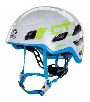 Climbing Technology Orion Helmet 57-62cm light grey/light blue prilba