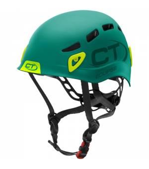 Climbing Technology Eclipse Helmet 48-56cm dark green/green prilba