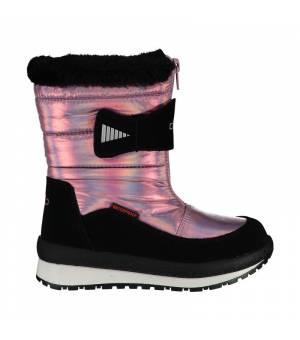 CMP Baby Ehos Snow Boot WP Pastel Pink Obuv