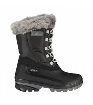 CMP Girl Polhanne Snow Boots Nero Obuv