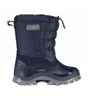CMP Kids Hanki 2.0 Snow Boots Black Blue Obuv