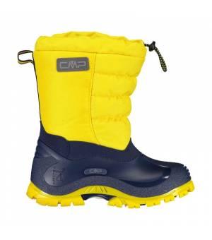 CMP Kids Hanki 2.0 Snow Boots Yellow Obuv