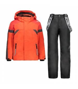 CMP Kid Set Jacket+Pant Tango Komplet