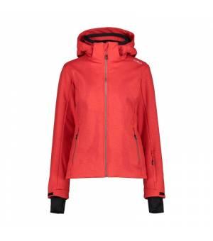 CMP Woman Jacket Zip Hood Ferrari Bunda