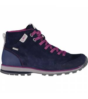 CMP Elettra Mid WMN Hiking Shoes WP Blue Berry