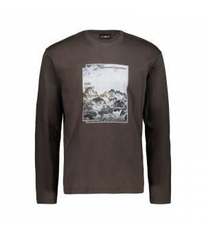 CMP Man T-Shirt Dune Tričko