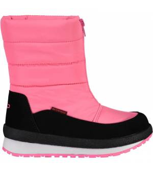 CMP Kids Rae Snow Boots WP Pink Fluo Obuv