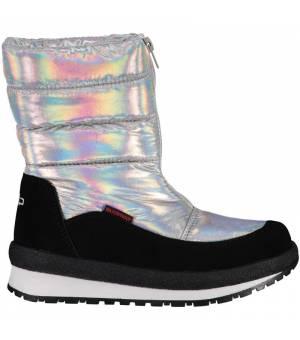 CMP Kids Rae Snow Boots WP Silver Obuv