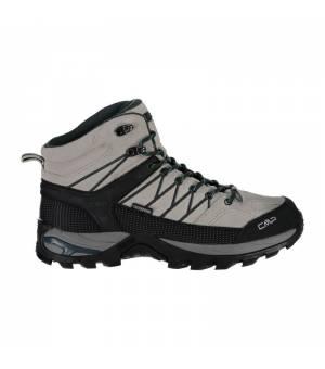 CMP Rigel Mid Trekking Shoe WP 62UE Grey Obuv