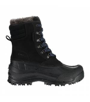 CMP Kinos Snow Boots WP Nero Obuv