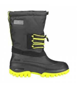 CMP Kids Ahto WP Snow Boots Nero Obuv