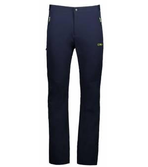 CMP Man Long Pant Nohavice Modré N950