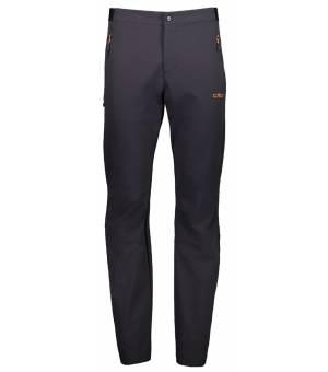 CMP Man Long Pant Nohavice Čierne U423