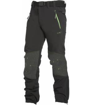 Cmp Long Pant B Nohavice Čierne