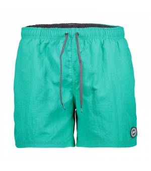 CMP Man Shorts kraťasy E657 zelené