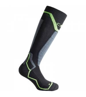 CMP Ski Sock Thermocool Nero Ponožky