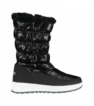 CMP Holse Wmn Snow Boot WP Nero Obuv