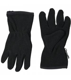 CMP Kids Fleece Gloves Nero Rukavice