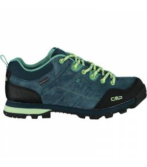 CMP Alcor Low Wmn Trekking Shoe WP E905 zelené