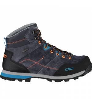 CMP Alcor Mid Trekking Shoe WP U423 sivé