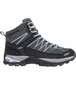 CMP Rigel Mid WMN Trekking Shoe WP 77BD sivé