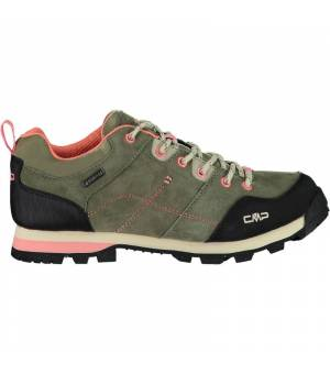 CMP Alcor Low WMN Trekking Shoe WP F854 zelené