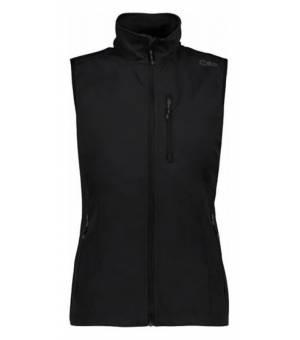 CMP Woman Vest U901 čierna