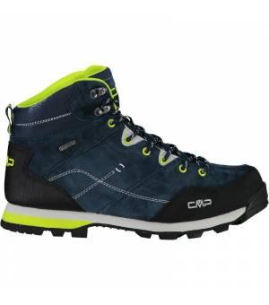 CMP Alcor Mid Trekking Shoe WP N985 modré