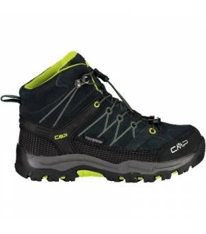 CMP Kids Rigel Mid Trekking Shoe WP 57UE zelené