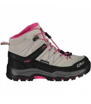 CMP Kids Rigel Mid Trekking Shoe WP 60UE béžové