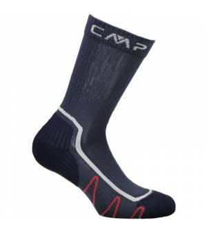CMP Trekking Sock Poly Mid M921 Inchiostro ponožky